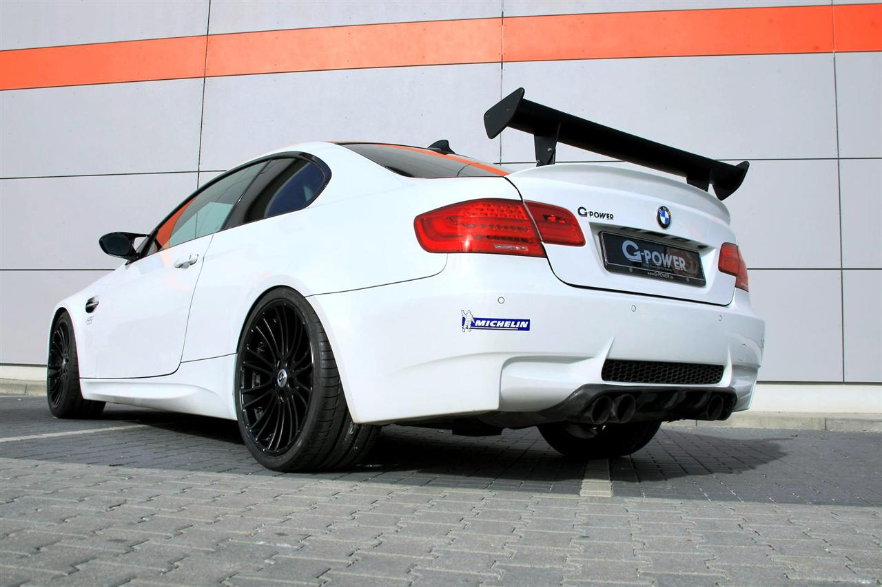 2013 G-Power M3 Aerodynamic Program