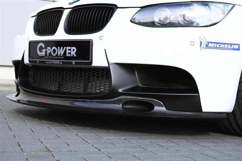 2013 G-Power M3 Aerodynamic Program