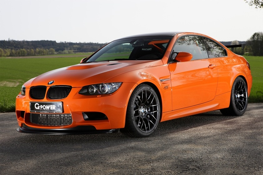 2011 G Power M3 Gts News And Information Conceptcarz Com