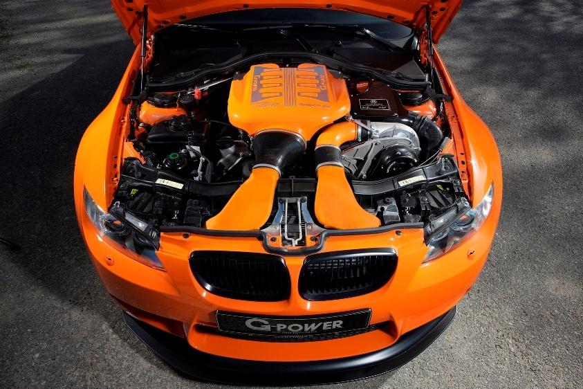 2011 G-Power M3 GTS News and Information | conceptcarz.com