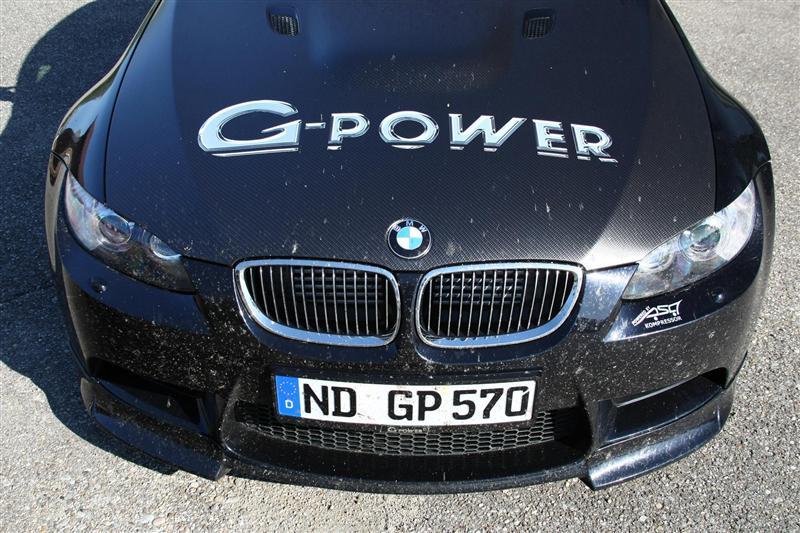 2011 G-Power M3 SK II