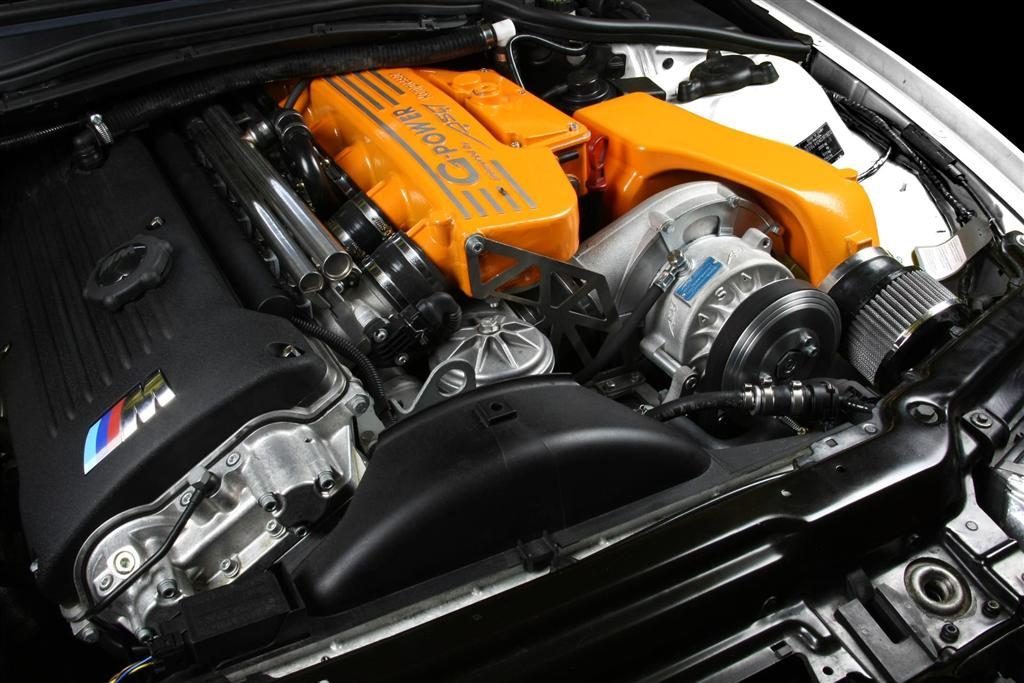 2012 G Power M3