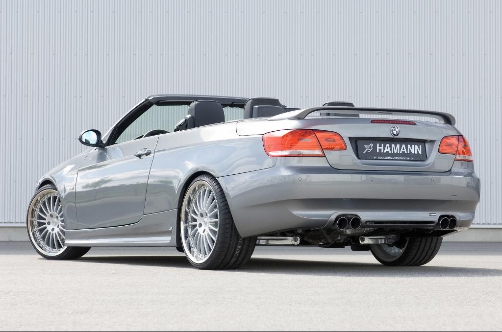 2007 Hamann 3 Series Convertible Image. Photo 5 of 16