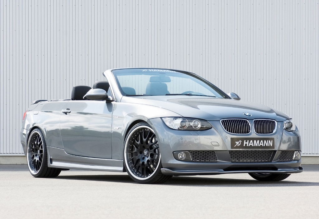 2007 Hamann 3 Series Convertible Image Photo 4 Of 16