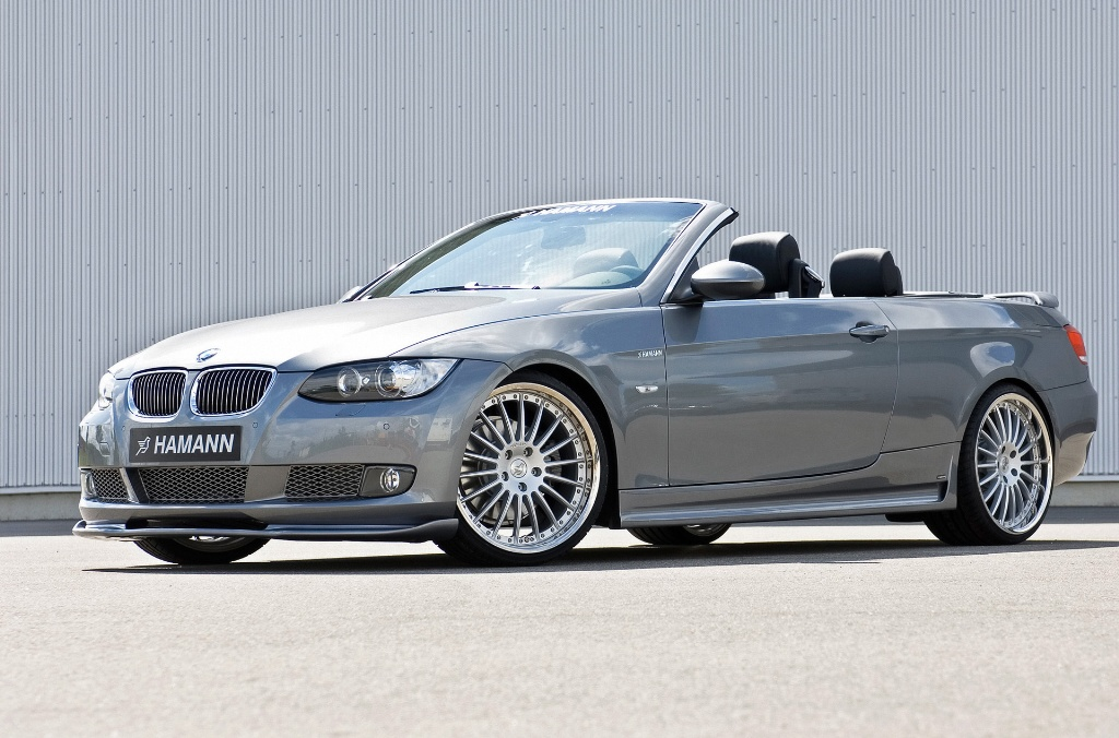 Hamann Series Convertible Pictures History Value - Bmw 320i 2 door