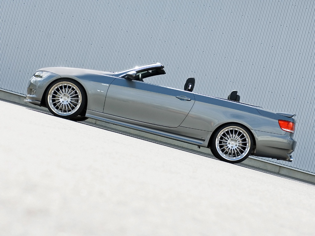 Hamann Series Convertible Pictures History Value - Bmw 328i convertible 2007