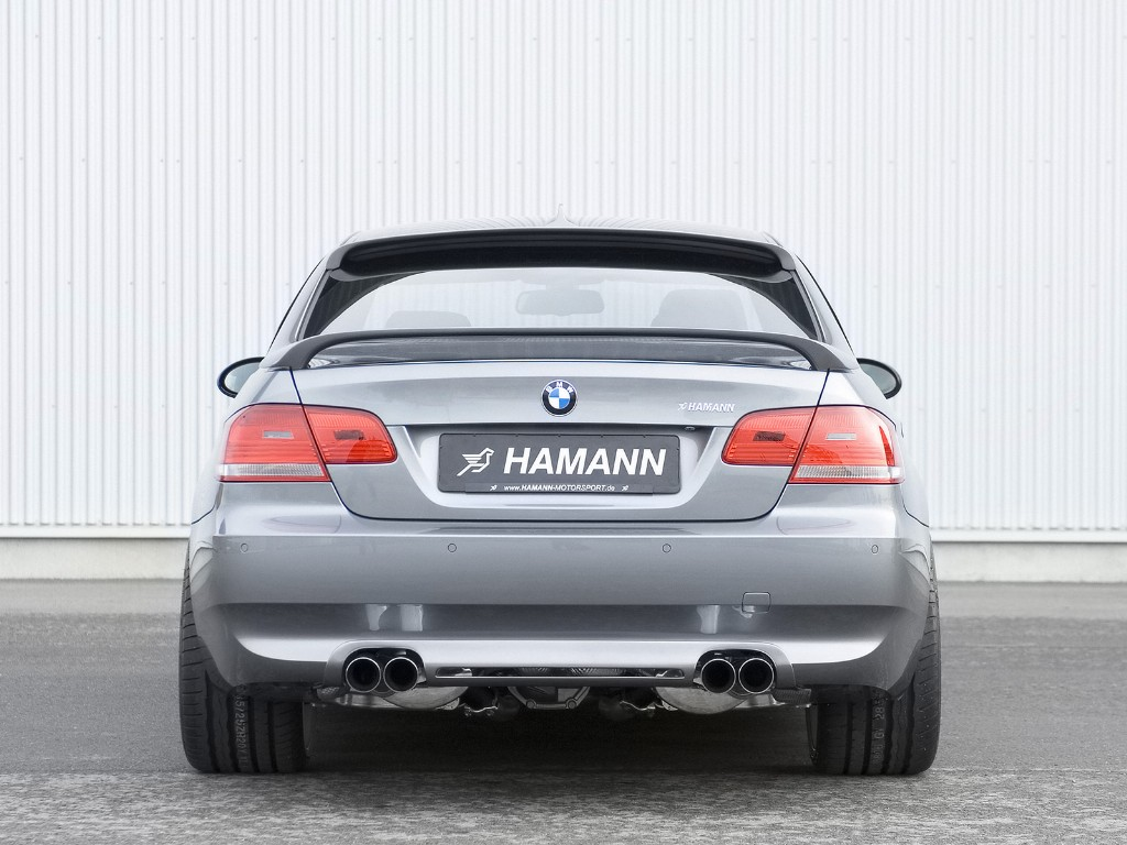 2007 hamann 3 series coupe pictures history value research news. Black Bedroom Furniture Sets. Home Design Ideas