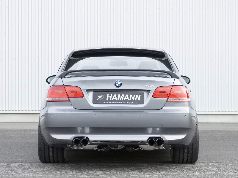 2007 Hamann 3 Series Coupe