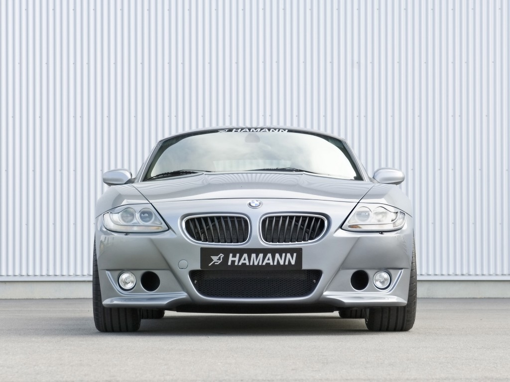 Hamann Z M Pictures History Value Research News - 2007 bmw z4 m