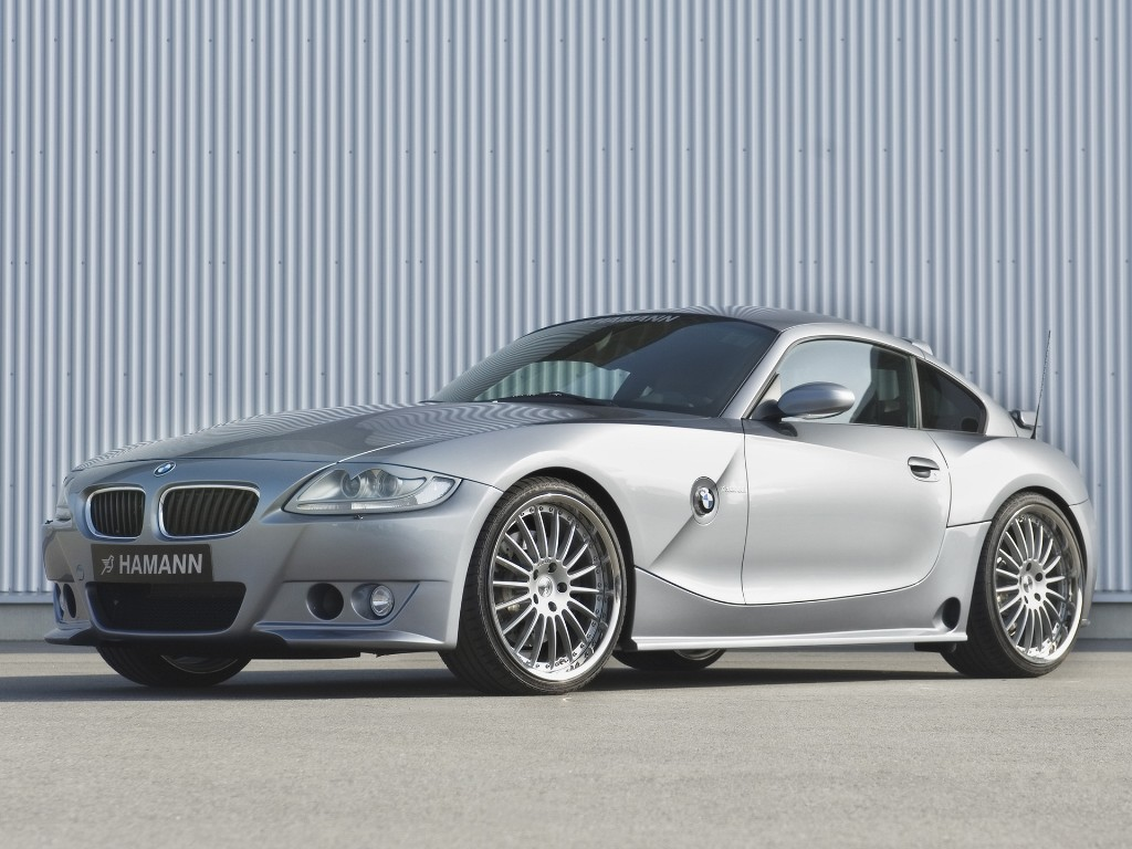 2007 Hamann Z4 M Pictures History Value Research News