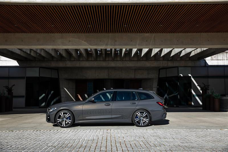 2019 Bmw 3 Series Touring Image Photo 32 Of 121