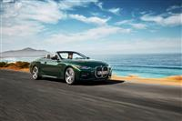 BMW 4 Series Convertible image.