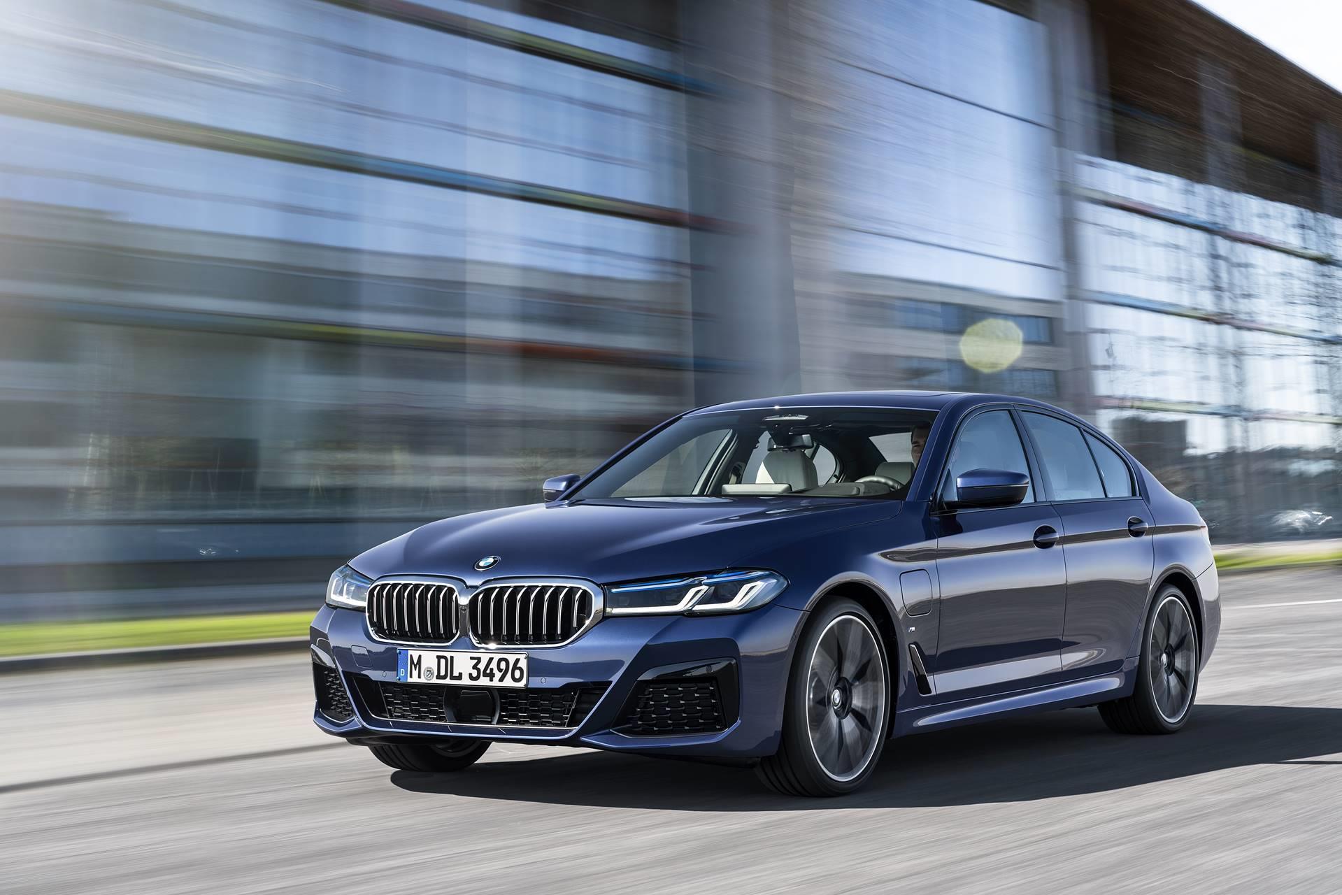 2021 BMW 5 Series