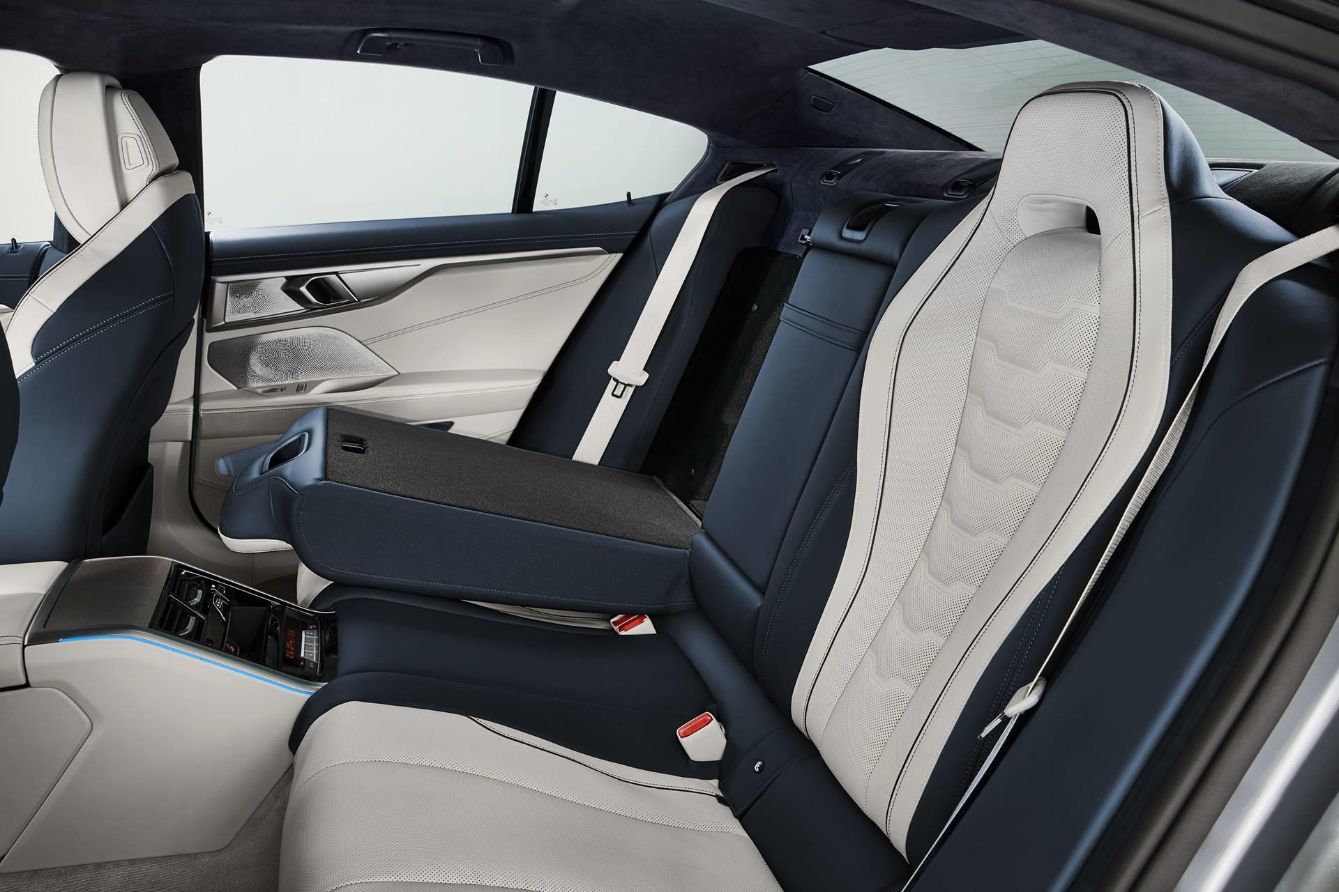 2019 BMW 8 Series Gran Coupe