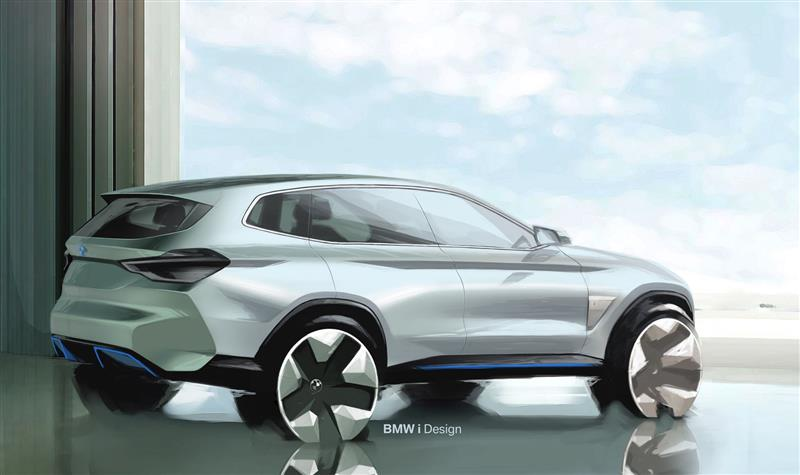 2018 Bmw Concept Ix3 News And Information Research And Pricing