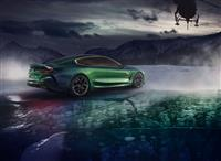 Image of the Concept M8 Gran Coupe