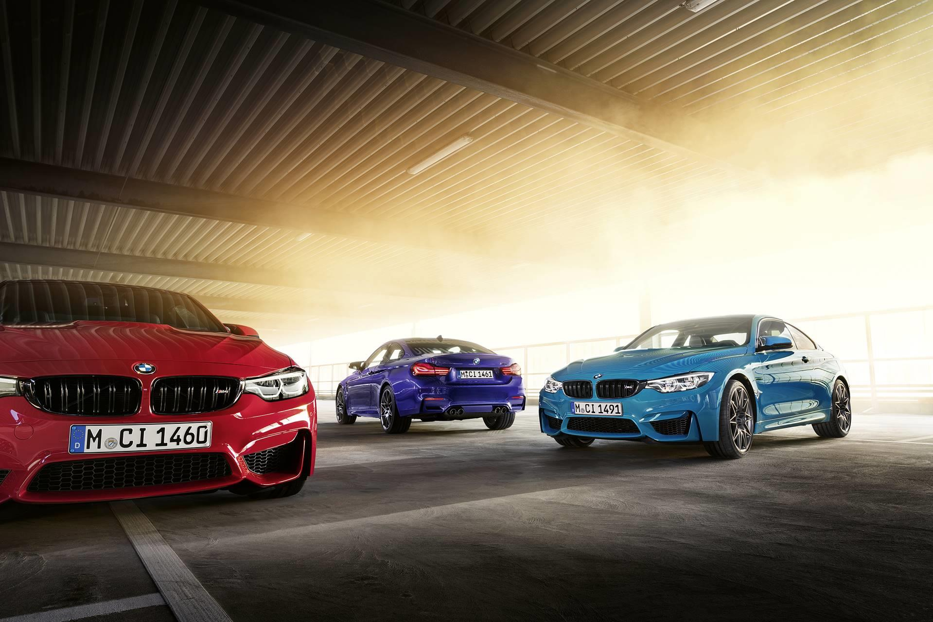 2019 BMW M4 Edition M Heritage