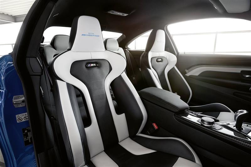 2019 BMW M4 Edition M Heritage
