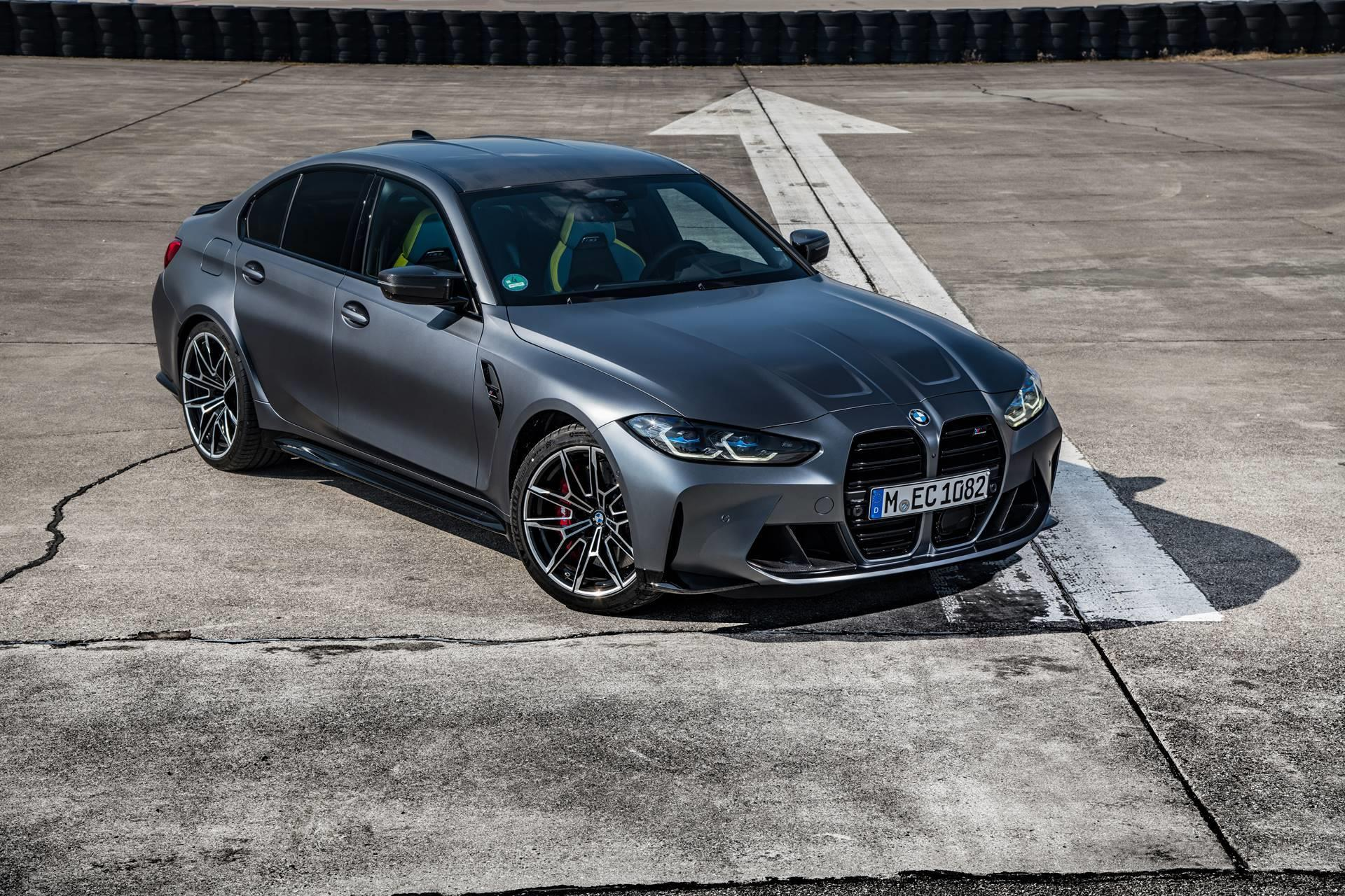 2022 Bmw M3 Competition Saloon News And Information Com