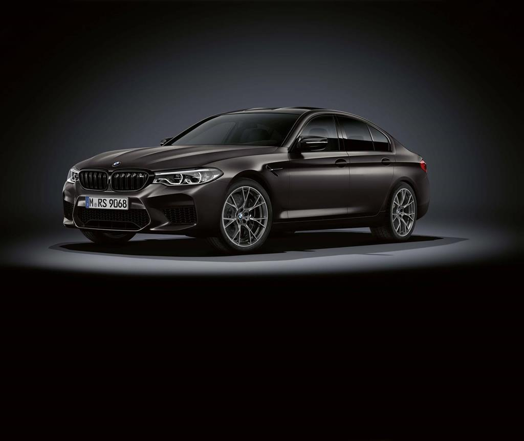 2019 BMW M5 Edition 35 Years Image. Photo 5 Of 13