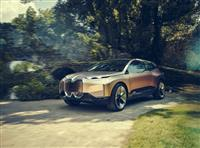 Popular 2018 BMW Vision iNEXT Concept Wallpaper
