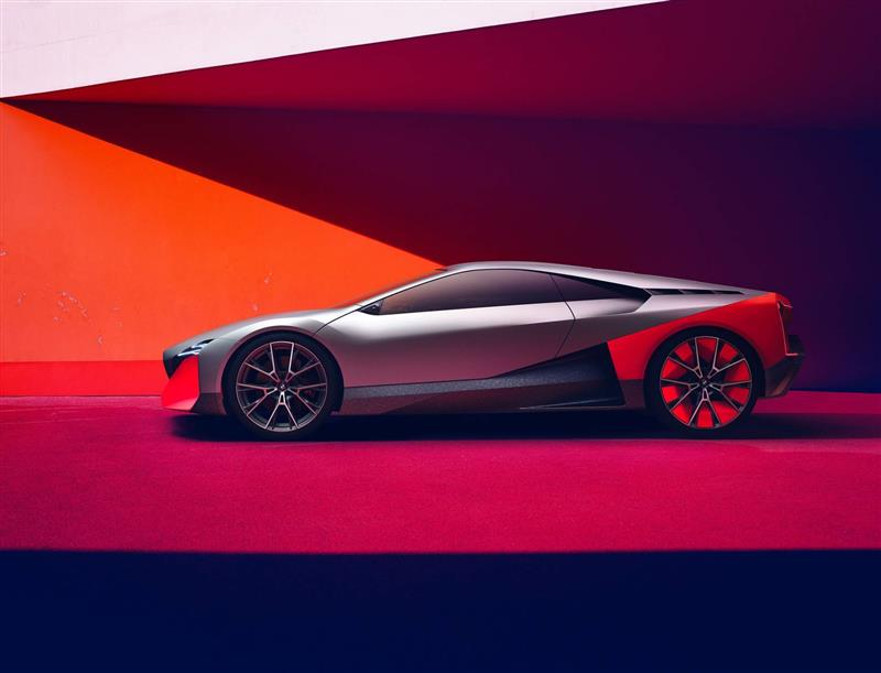 2019 Bmw Vision M Next Concept News And Information Research And