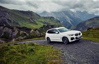 Popular 2020 BMW X3 xDRIVE30e Wallpaper