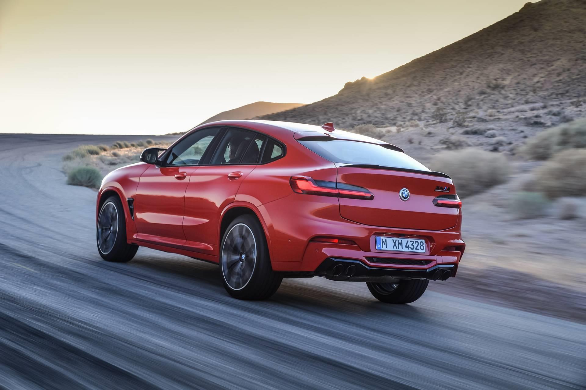 BMW X4 M Competition photo
