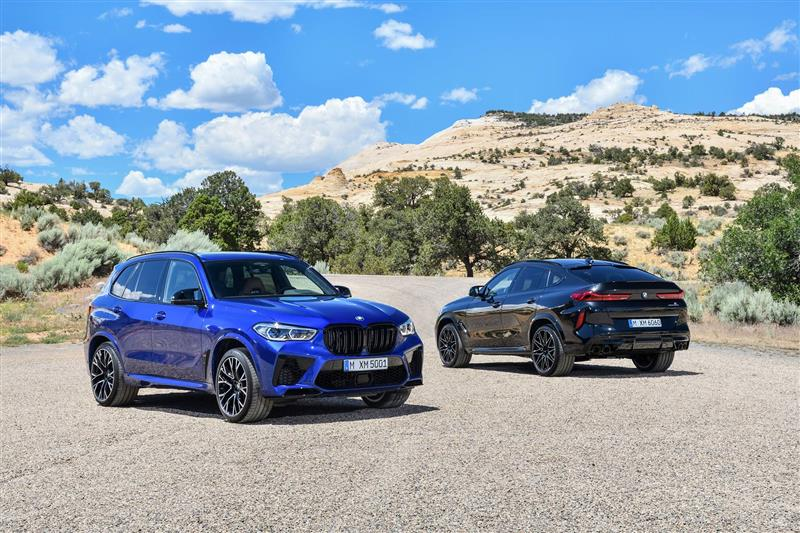 2020 Bmw X5 M Competition News And Information
