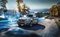 BMW X5 Monthly Vehicle Sales