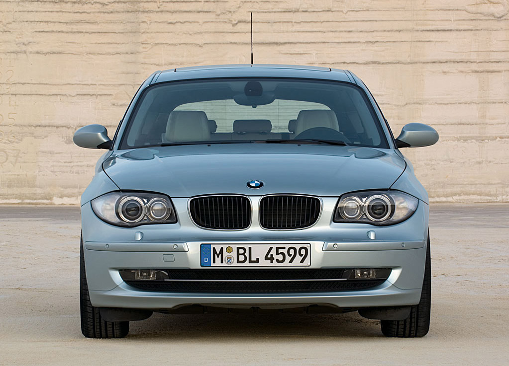 2007 BMW 130i Coupe