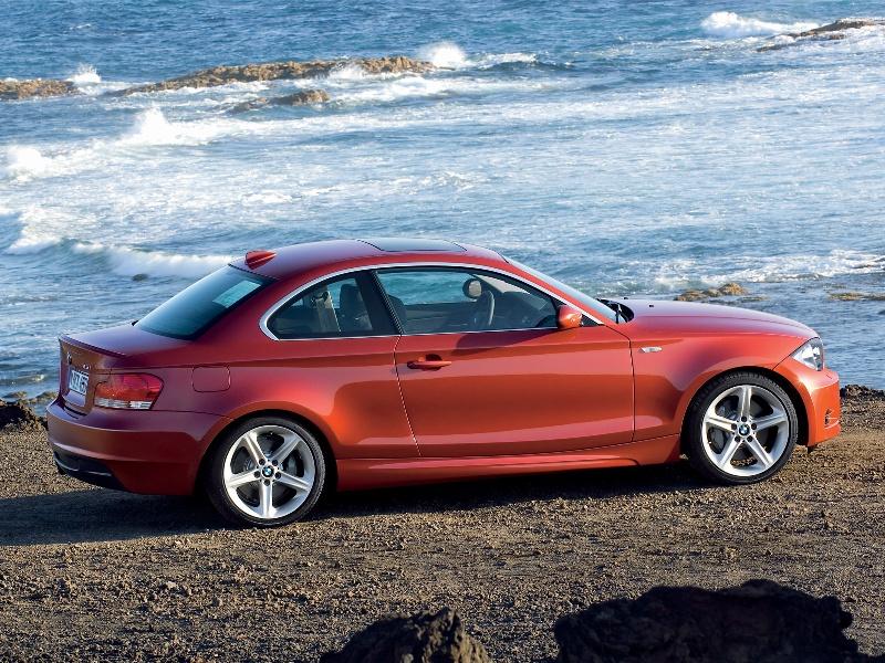 2008 BMW 135i