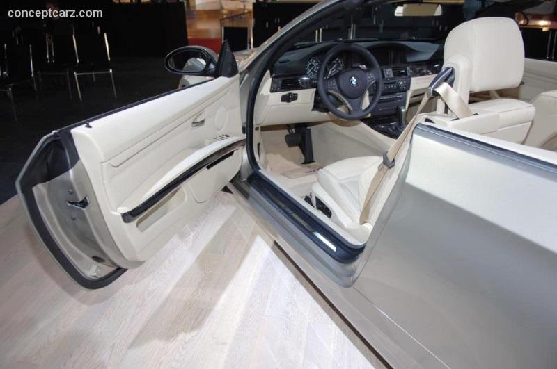 2007 BMW 3-Series Convertible