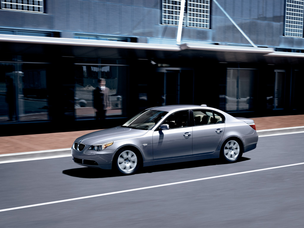 2007 Bmw 525xi Image Photo 6 Of 9