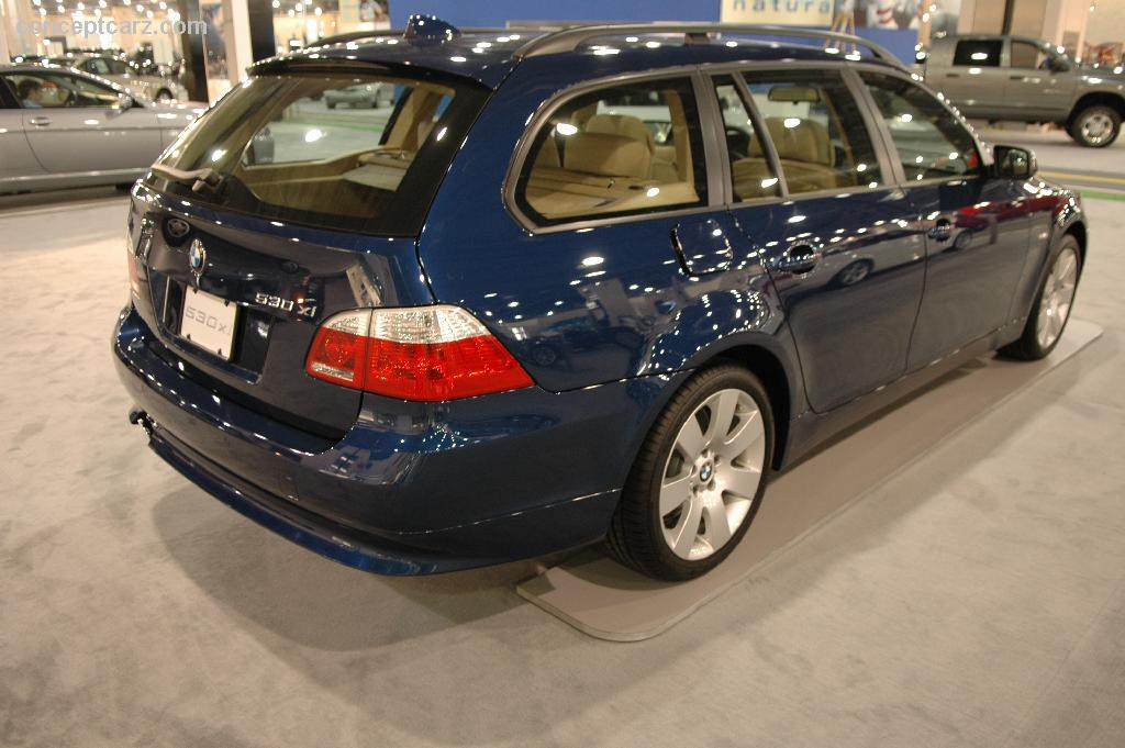 2006 Bmw 530xi Sports Wagon Image Photo 1 Of 13