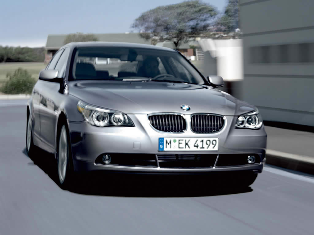 2007 BMW 550i Pictures History Value Research News