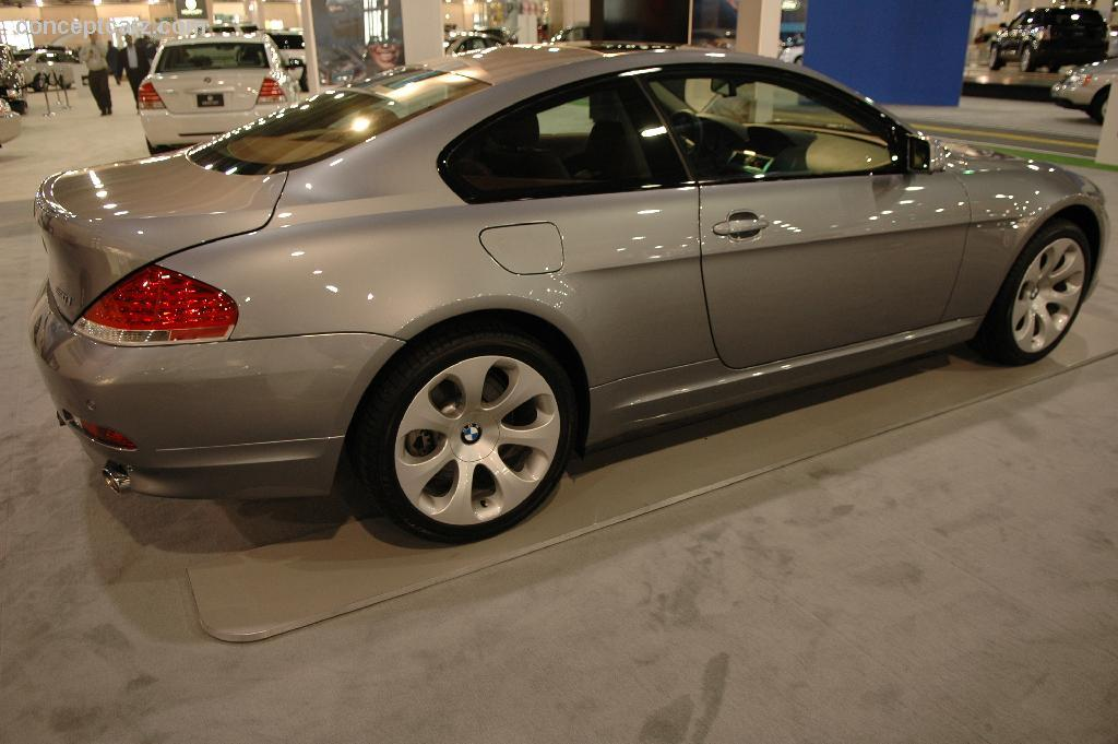 Auction Results And Sales Data For 2006 Bmw 650i