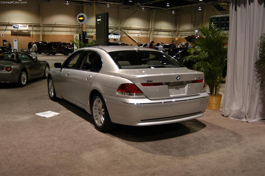 Auction Results And Sales Data For 2003 Bmw 745