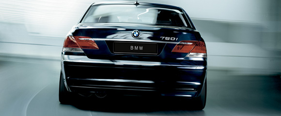 Note The Images Shown Are Representations Of 2006 BMW 750i
