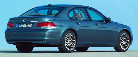 2007 Bmw Hydrogen 7 Series Wallpaper And Image Gallery