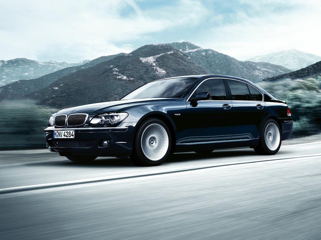 BMW 5 Series » Bmw 760li High Security Edition - BMW Car Pictures ...