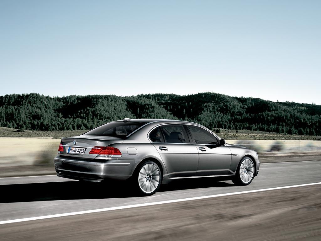 BMW I Conceptcarzcom - 2008 bmw 750i