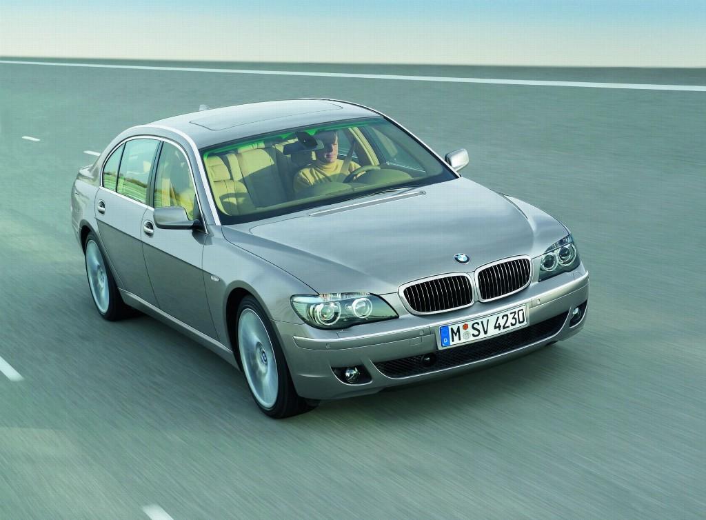 2007 BMW 7 Series Image Photo 57 Of 58