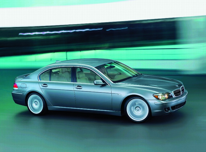 2007 BMW 7-Series Wallpaper and Image Gallery - conceptcarz.com