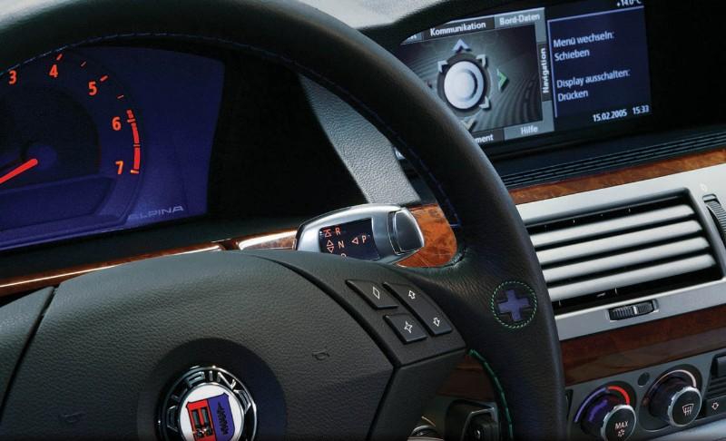 2008 Alpina B7