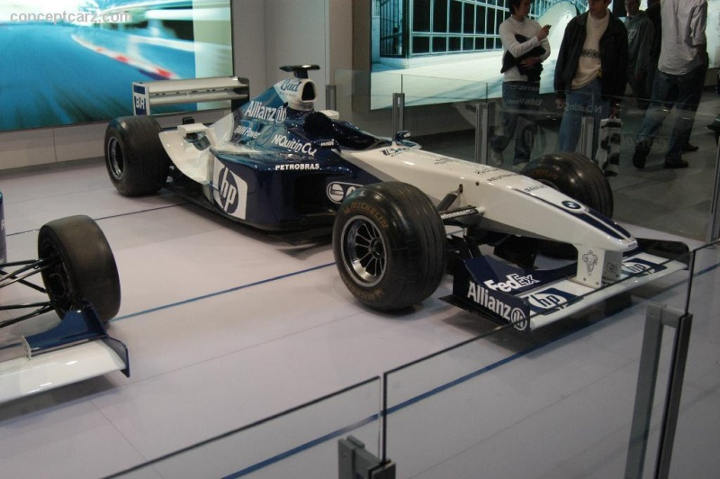 2006 Williams FW28