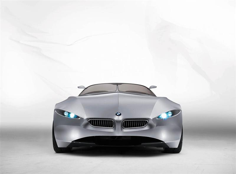 2008 BMW GINA Light Visionary Concept News and Information, Research ...