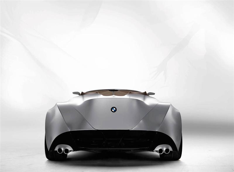 2008 BMW GINA Light Visionary Concept