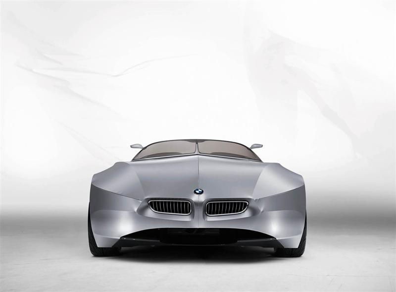 2008 BMW GINA Light Visionary Concept