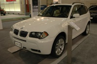 2006 BMW X3 image.